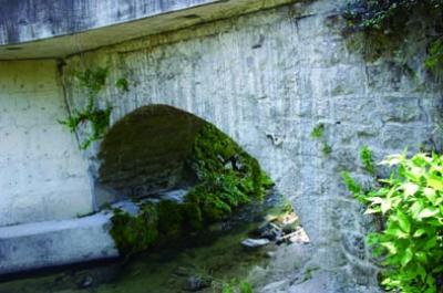 木早川内橋