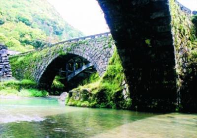 Futamata Fukura Bridge